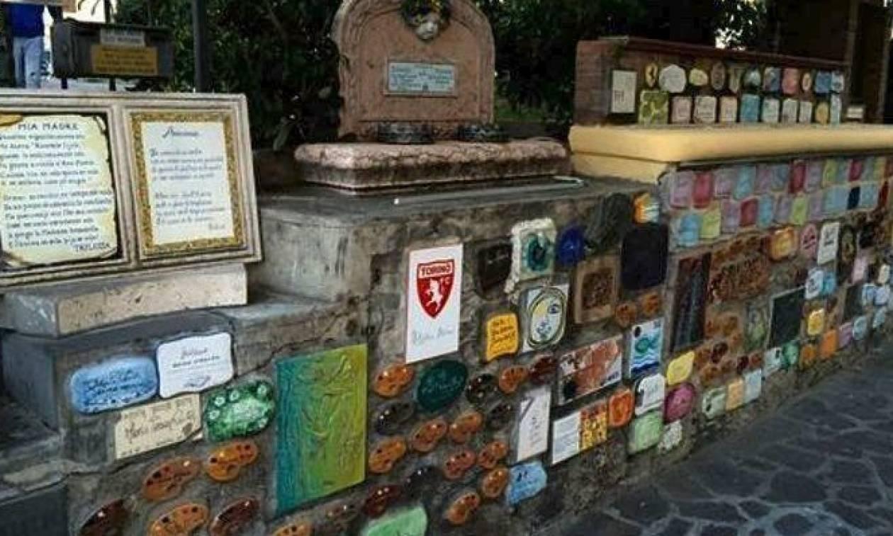 Το Αλάσιο της Ιταλίας έχει το δικό του βιβλίο... προσωπικοτήτων! (pics)