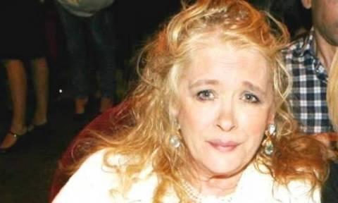 Νόρα Βαλσάμη: Αυτό δεν το γνωρίζαμε - Δείτε πού ζει τους τελευταίους μήνες η ηθοποιός