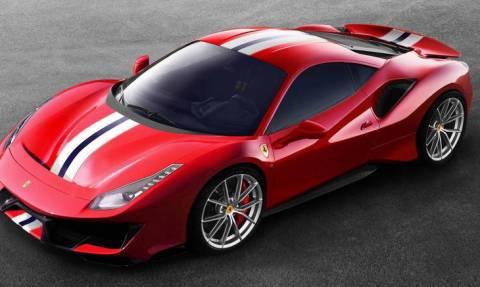Αυτοκίνητο: Η πιο σκληροπυρηνική Ferrari λέγεται 488 Pista και έχει 720 ίππους