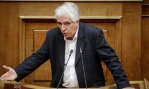 Προανακριτική Novartis – Παρασκευόπουλος: Ανατριχιαστικό φαινόμενο η μήνυση Σαμαρά κατά Τσίπρα