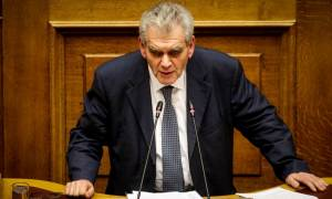Προανακριτική Novartis: Παπαγγελόπουλος - Ελπίζω ότι ο κ. Σαμαράς δεν θέλει τη φυσική μας εξόντωση