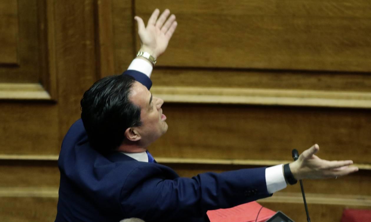 Προανακριτική Novartis: «Κόλαση» στη Βουλή με Παπαγγελόπουλο - Αθανασίου - Γεωργιάδη