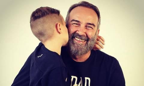 Γρηγόρης Γκουντάρας: Καμαρώνει για τον γιο του που βρήκε κοπέλα!
