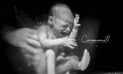 Οι 10 φωτογραφίες τοκετού που κέρδισαν στον διαγωνισμό Birth Becomes Her 2018