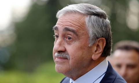 Προκλητικός ο Ακιντζί: Οι Ελληνοκύπριοι δεν θέλουν να μοιραστούν τον φυσικό πλούτο