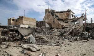 Συρία: Έκκληση για κατάπαυση πυρός στην ανατολική Γούτα από ΟΗΕ - Μακρόν