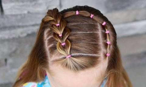 Χτενίσματα για κορίτσια με κοντά μαλλιά: 26 ιδέες για να διαλέξετε