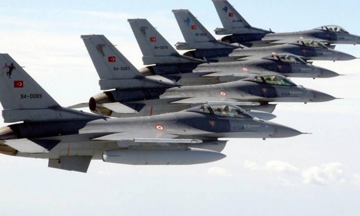 «Σουρωτήρι» το Αιγαίο: Ακόμη 44 τουρκικές παραβιάσεις