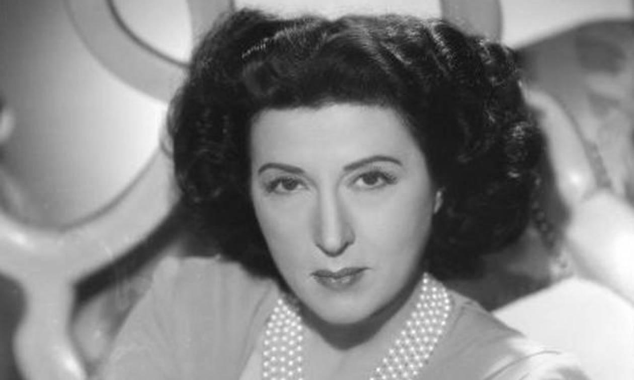 Σαν σήμερα το 1973 έφυγε από τη ζωή η Κατίνα Παξινού, Ελληνίδα ηθοποιός με διεθνή καριέρα