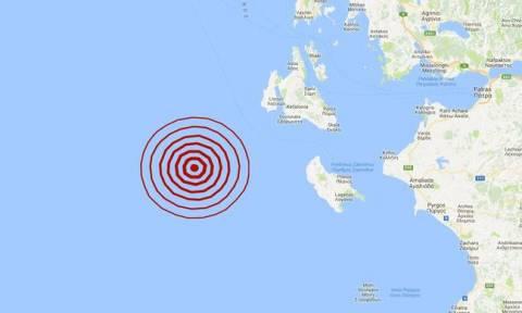 Σεισμός δυτικά της Ζακύνθου - Αισθητός σε πολλές περιοχές (pics)