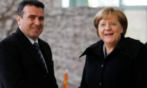 Ζάεφ: Ο Τσίπρας είναι ειλικρινής και πιστεύει στη λύση - Τα Σκόπια δεν έχουν αλυτρωτικές βλέψεις