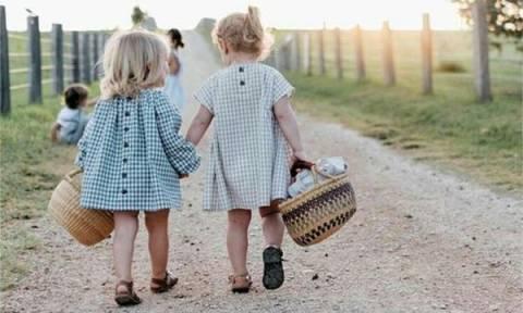 Σε ποια ηλικία το παιδί μαθαίνει να κάνει φίλους;