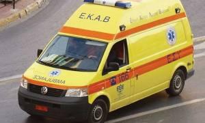 Φρικτό τροχαίο δυστύχημα στην Εθνική Οδό Αθηνών - Λαμίας