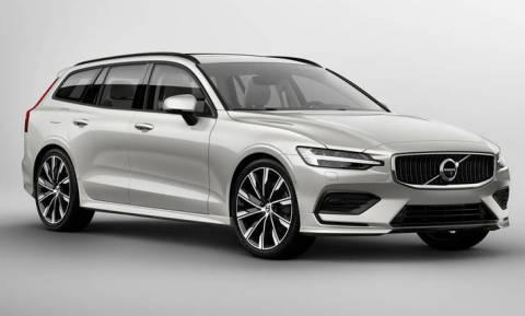 Αυτοκίνητο: Το νέο Volvo V60 είναι από τα πιο κομψά και τεχνολογικά προηγμένα στέισον