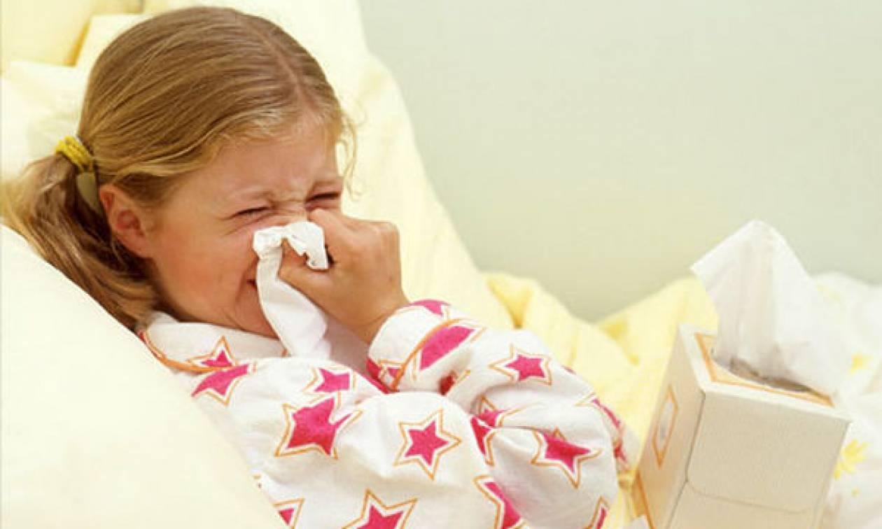 Σήμα κινδύνου στέλνουν οι γιατροί στους γονείς - Σε εξάρσεις οι λοιμώξεις στα παιδιά