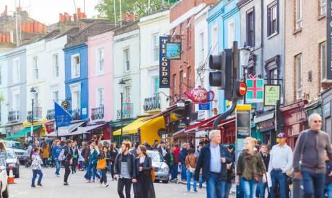 Αγγλία: Αυτές είναι οι καλύτερες υπαίθριες αγορές του Λονδίνου (Pics)