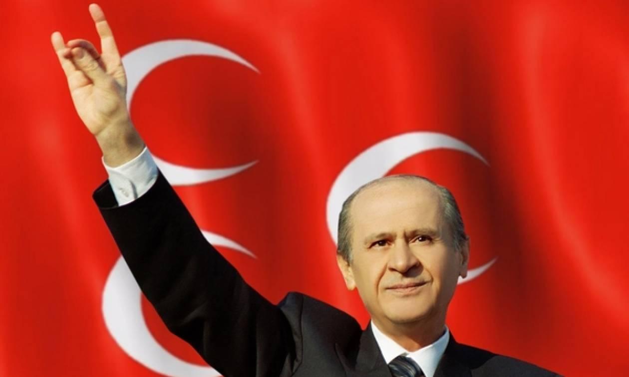 Τουρκία: Με τους «Γκρίζους Λύκους» συμμάχησε ο Ερντογάν εν όψει των εκλογών του 2019 (Pics)