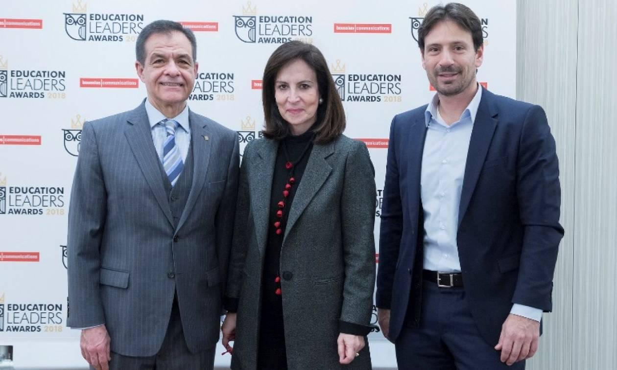 Έρχονται τα βραβεία Education Leaders Awards 2018
