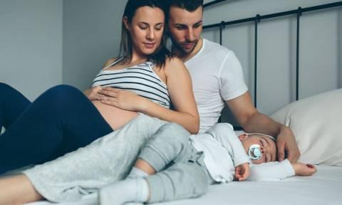 Επηρεάζεται και η σεξουαλική διάθεση του μπαμπά μετά τη γέννηση του παιδιού