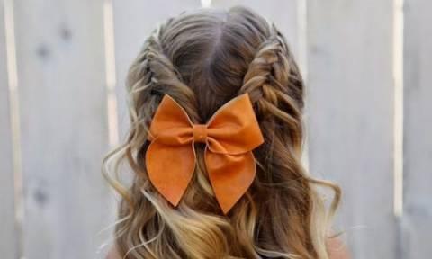 Τριάντα ιδέες για να χτενίσετε τα μαλλιά των κοριτσιών σας διαφορετικά