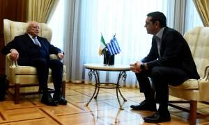 Τσίπρας σε Ιρλανδό Πρόεδρο: Οι λαοί μας υπέφεραν αρκετά κατά τη διάρκεια της κρίσης