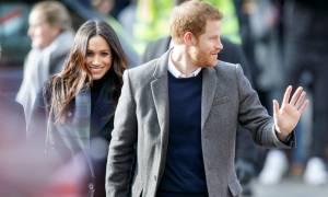 Συναγερμός στη Βρετανία: Έστειλαν φάκελο με λευκή σκόνη στον Πρίγκιπα Χάρι και τη Μέγκαν Μαρκλ