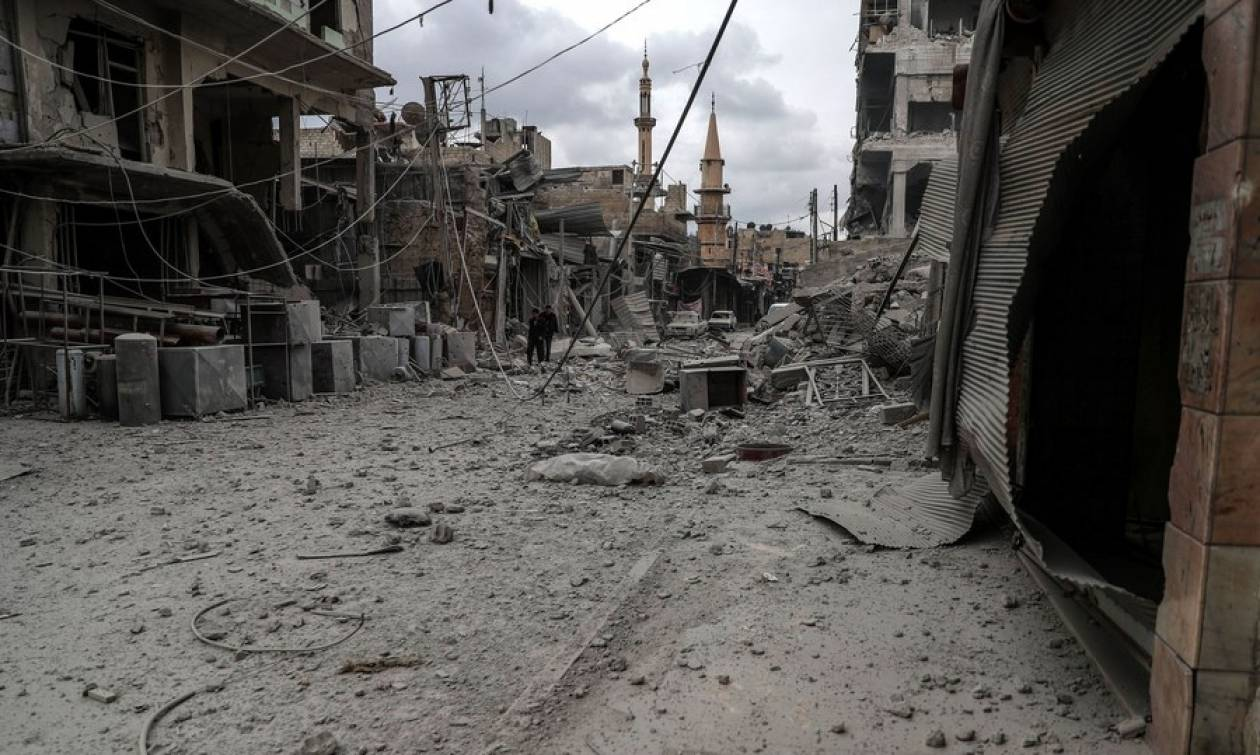 ΟΗΕ: «Ναυάγιο» στη σύσκεψη του Συμβουλίου Ασφαλείας για την εκεχειρία στη Συρία