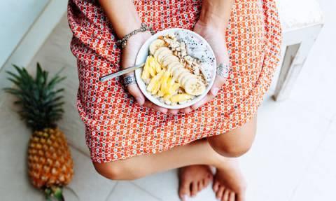 Διατροφικό πλάνο μίας εβδομάδας για να χάσετε κιλά νηστεύοντας