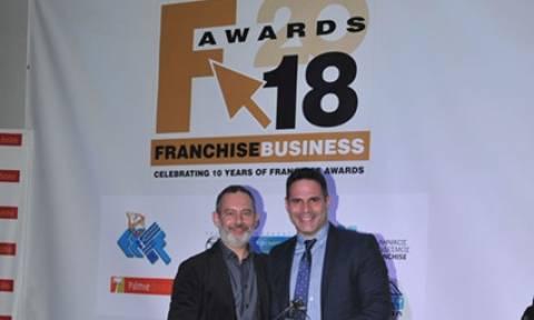 Πέντε βραβεία για την αλυσίδα καταστημάτων DUST+CREAM στα FRANCHISE AWARDS 2018