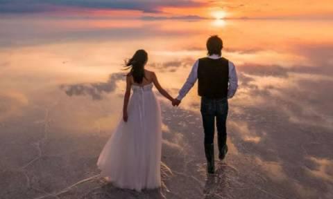 Η πρόταση γάμου θα της μείνει αξέχαστη - Δείτε γιατί (pics)