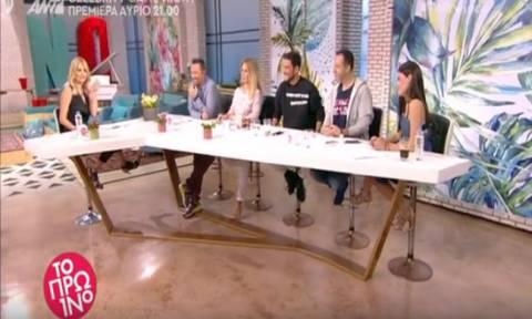 Eurovision 2018: Ειρωνικά σχόλια της γερμανικής τηλεόρασης για τη συμμετοχή της Ελλάδας