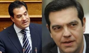 Σκάνδαλο Novartis - Γεωργιάδης: Εάν ο Τσίπρας θίγεται, να πάμε στα δικαστήρια
