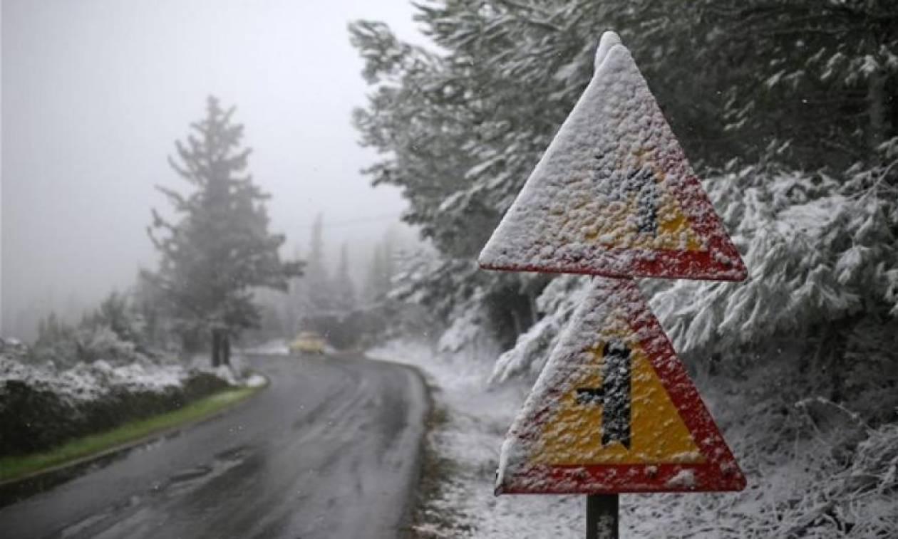 Καιρός - «Βόμβα» Καλλιάνου: Σφοδρή κακοκαιρία το Σαββατοκύριακο - Σε ποιες περιοχές θα χιονίσει