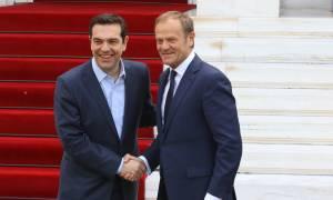 Αυστηρό μήνυμα Τουσκ σε Τουρκία: Σεβαστείτε εδώ και τώρα Ελλάδα και Κύπρο