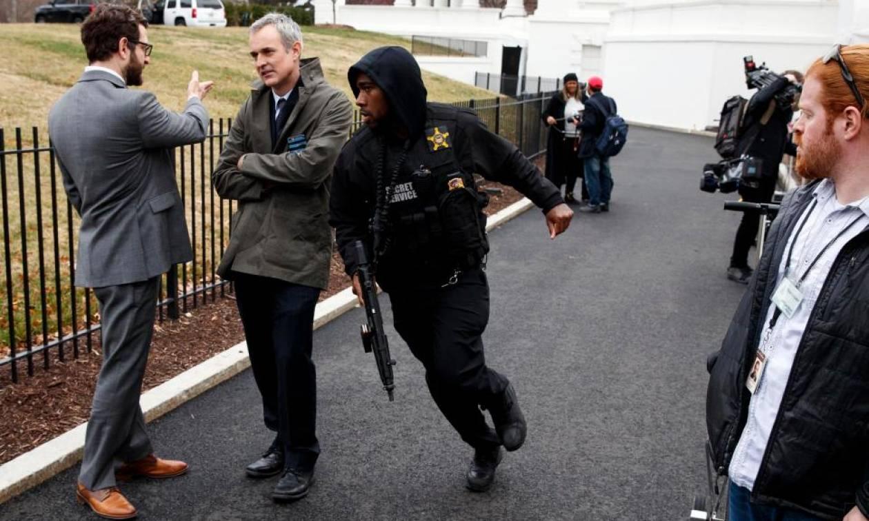 Συναγερμός: Όχημα εμβόλισε τις μπάρες ασφαλείας του Λευκού Οίκου - Πληροφορίες για πυροβολισμούς