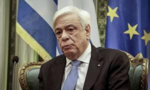Τιμητική διάκριση στον Πρόεδρο της Δημοκρατίας από την Εκκλησία της Ελλάδος