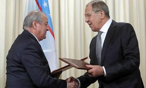 Москва поддерживает проведение в Узбекистане в марте конференции по Афганистану