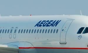 Συναγερμός σε πτήση της Aegean προς Βιέννη - Παρουσίασε βλάβη και επέστρεψε στην Αθήνα