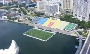 Τα 10 πιο περίεργα γήπεδα ποδοσφαίρου στον κόσμο