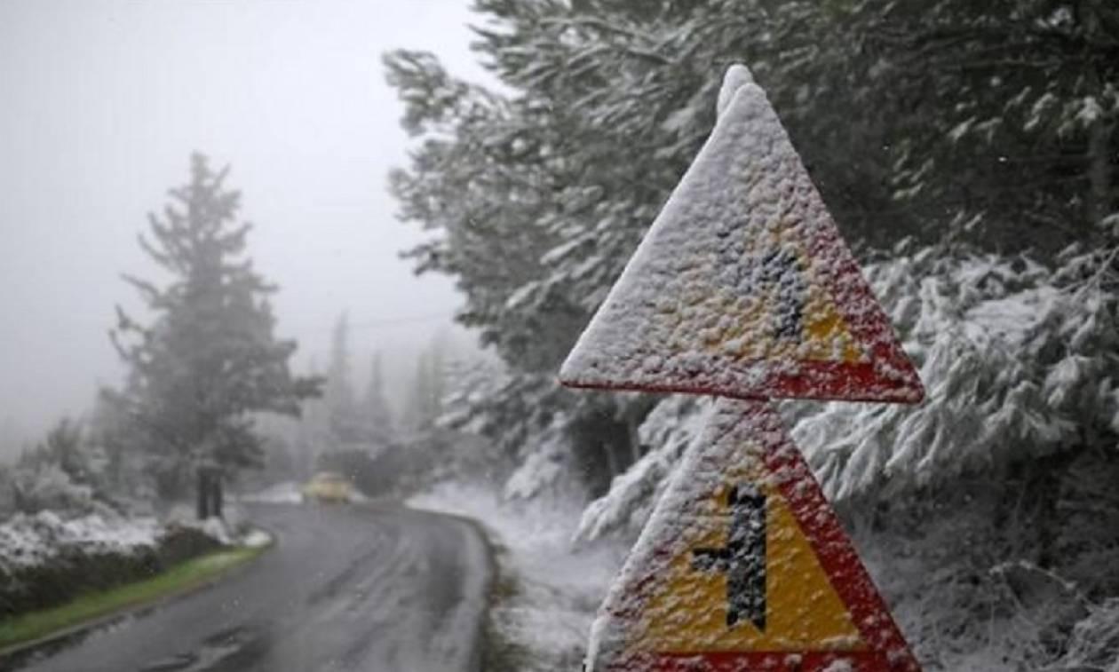Καιρός: Φονικό βαρομετρικό σαρώνει την Ελλάδα - Καταιγίδες, χαλάζι και χιόνια