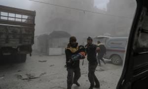 «Λουτρό αίματος» στη Συρία: Περισσότεροι από 500 άμαχοι νεκροί (ΠΡΟΣΟΧΗ! ΣΚΛΗΡΕΣ ΕΙΚΟΝΕΣ)