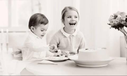 Τα γενέθλια της μικρής πριγκίπισσας και η τούρτα που κέρδισε τις εντυπώσεις (pics)