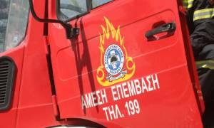 ΤΩΡΑ: Μοτοσικλετιστής έπεσε σε πηγάδι στο Λαύριο - Αγωνία για τη ζωή του