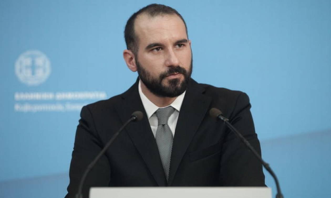 Τζανακόπουλος: Πολιτικό σκάνδαλο η Novartis - Ο Μητσοτάκης παρέδωσε τη ΝΔ στους ακροδεξιούς