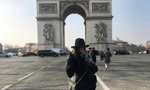 Ταξίδι στο Παρίσι για Ελληνίδα τραγουδίστρια
