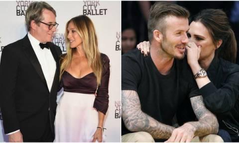 Αυτά είναι τα παντρεμένα ζευγάρια - παραδείγμα του Χόλιγουντ, που αντέχουν στο χρόνο
