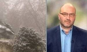 Ραγδαία επιδείνωση του καιρού με χιόνια και κρύο! Η πρόγνωση του Σάκη Αρναούτογλου (Video)