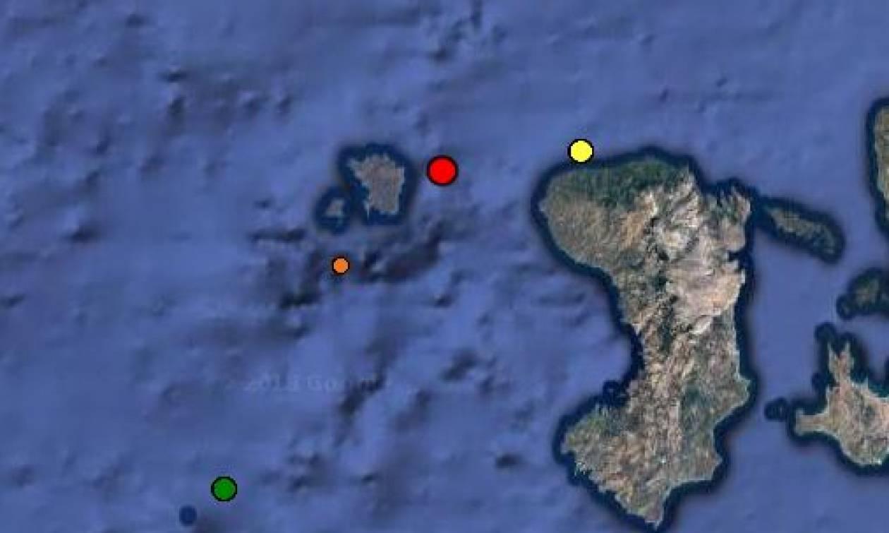 Σεισμός ΤΩΡΑ: Ταρακουνήθηκε το ανατολικό Αιγαίο