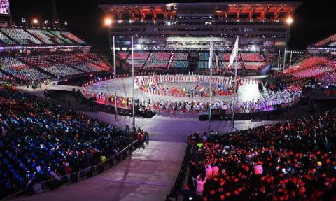 Олимпиада-2018 в Пхенчхане объявлена закрытой