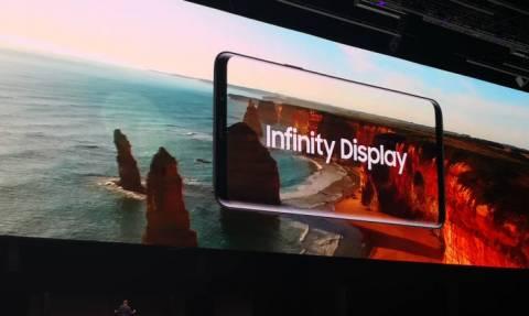 MWC 2018: Το Samsung Galaxy S9 έρχεται στην Ελλάδα στις 16 Μαρτίου